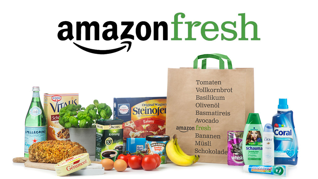 Black Friday auf Amazon: Neukundenrabatt für Amazon Fresh