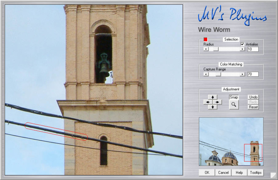 Screenshot 1 - Wire Worm