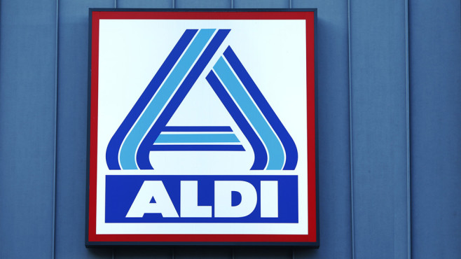 Aldi Logo©Michele Tantussi/gettyimages