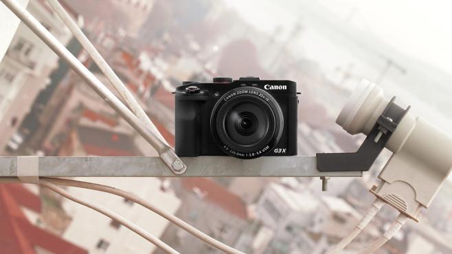 Canon PowerShot G3 X©Canon