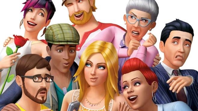 Die Sims 4: Konsolenversion©EA