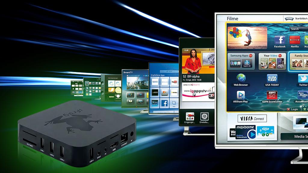 Streaming Box Tv Frog Im Test Audio Video Foto Bild