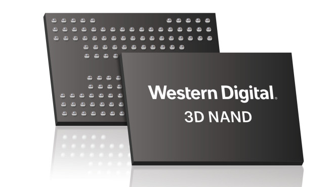 QLC-Technik © Western Digital