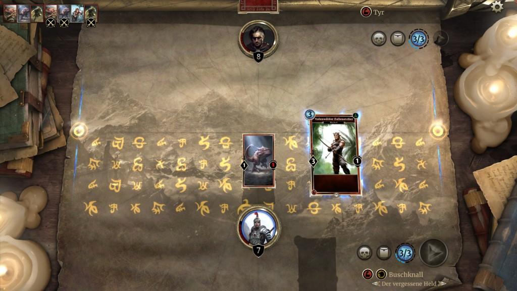 Screenshot 1 - The Elder Scrolls: Legends