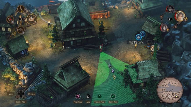 Shadow Tactics © Daedelic Entertainment