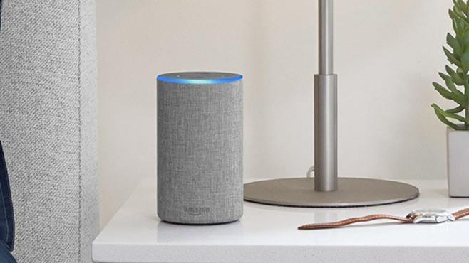 Hackern gelingt es, Amazons Echo-Hardware zur Wanze umzubauen Echo als Abhöranlage? Das ist laut Experte Mark Barnes möglich – mit bestimmten Modellen.©Amazon