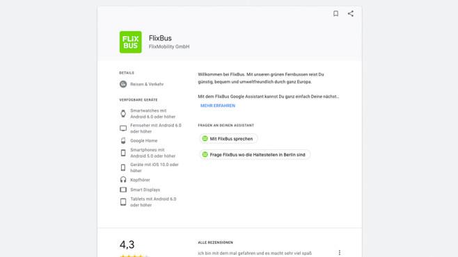 Google Home: Die wichtigsten Dienste im Überblick ©Google