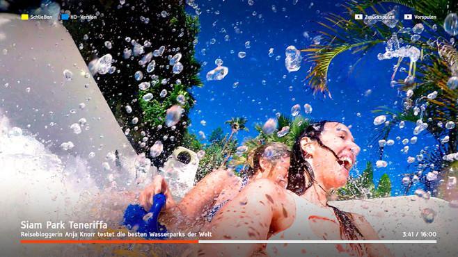 Abenteuer Leben 4K Ultra HD©ProSiebenSat.1