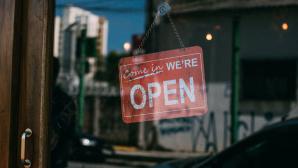 Geöffnet-Schild erinnert an den Fidor-Bank-Vorfall ...©Pexels