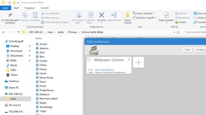 Dateien wiederherstellen ©COMPUTER BILD