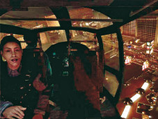 Tom Clancy's Rainbow Six – Vegas: Lage peilen über Las Vegas: Fiese Terroristen halten ein Kasino besetzt.
