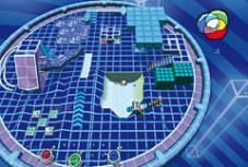 Mercury Meltdown Revolution: Der Spielplatz: Raum zum Ausprobieren der Elemente.