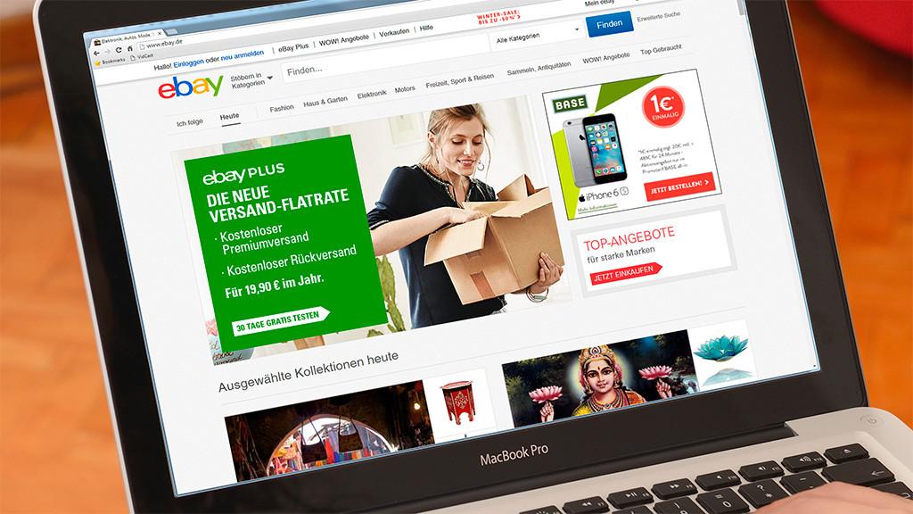 ebay verkaufstipps verdienen sie geld computer bild. Black Bedroom Furniture Sets. Home Design Ideas