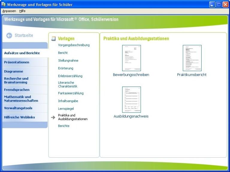 Werkzeuge und Vorlagen 2.0 - Download - COMPUTER BILD