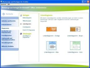 Werkzeuge und Vorlagen
