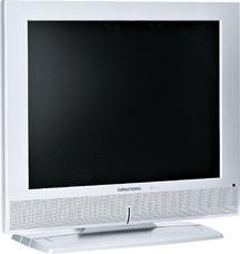 """Der """"Grundig Davio 20 LCD 51-5700 BS"""" hat einen kippbaren Standfuß."""