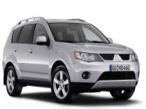 Der Hauptgewinn: ein Mitsubishi Outlander im Wert von mehr als 30.000 Euro