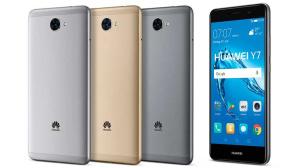 Huawei Y7 mit LTE-Flatrate©Huawei Y7