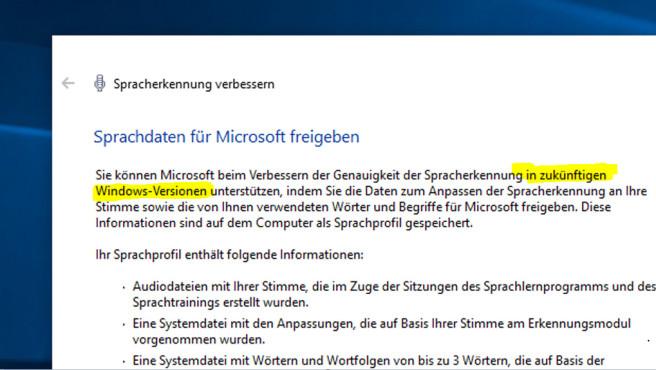 Feedback-Fenster von Microsoft: Bestätigt es Windows 11 und 12?©COMPUTER BILD