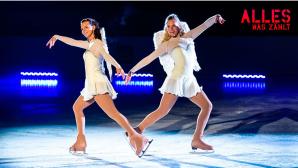 Zwei Engel auf dem Eis?©MG RTL D/Julia Feldhagen