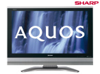 Sharp Aquos LC-38GD8E