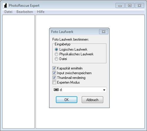 Screenshot 1 - PhotoRescue Expert