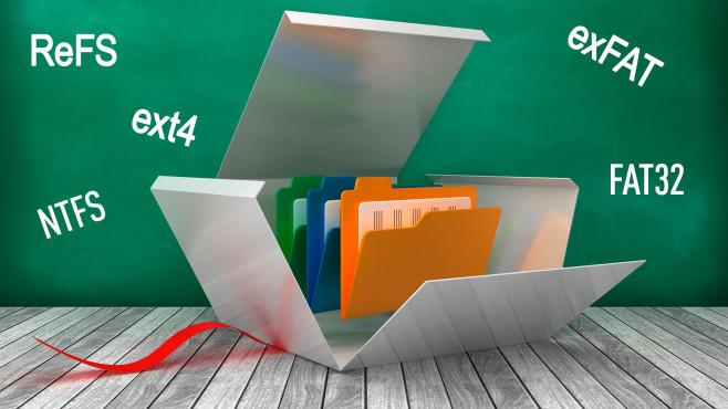 Dateisysteme unter Windows: So haben Sie Ihre Speichermedien im Griff©iStock.com/porcorex