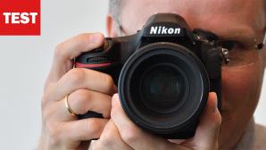 Nikon D850: Top-DSLR im Test©COMPUTER BILD