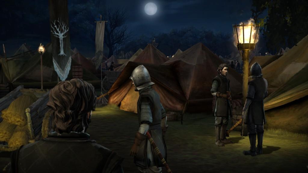 Screenshot 1 - Game of Thrones: Telltale Games (Episode 1)