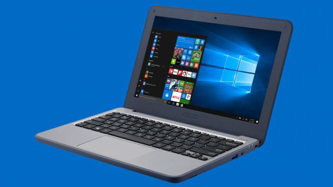 Asus VivoBook mit Windows 10 S©Asus