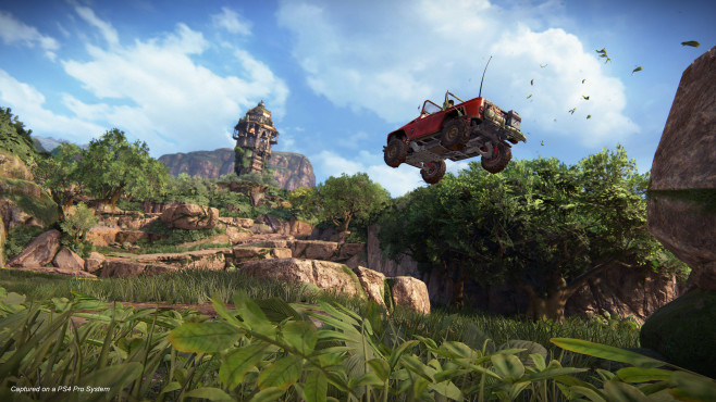 Angespielt: Uncharted – The Lost Legacy ©Sony