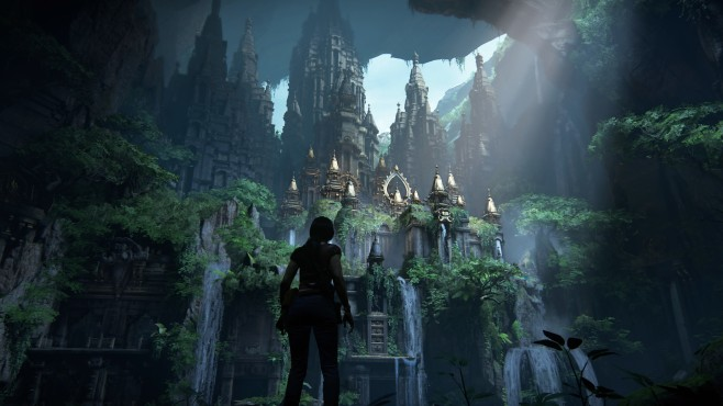 Uncharted – The Lost Legacy: Rätsel, Gebiete, Momente ©Sony