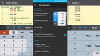 CalcTape Taschenrechner©schoettler Software GmbH