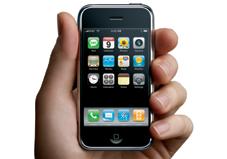 iPhone: Enttäuschende Verkaufszahlen Doch kein Renner? Das Multimedia-Handy iPhone.