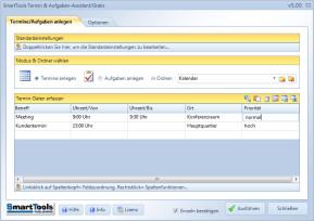 SmartTools Termin- und Aufgaben-Assistent für Outlook