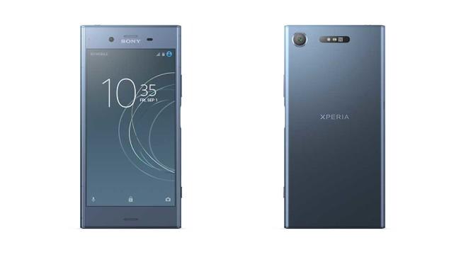 Sony Xperia XZ1: Gorilla Glass 5©Sony