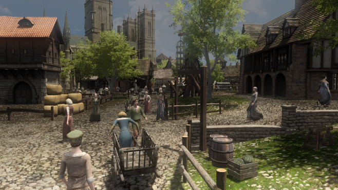 The Guild 3©THQ Nordic