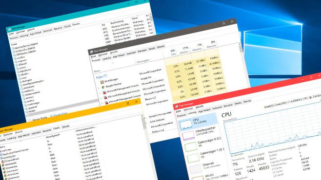 Datei- und Programmgröße ©COMPUTER BILD