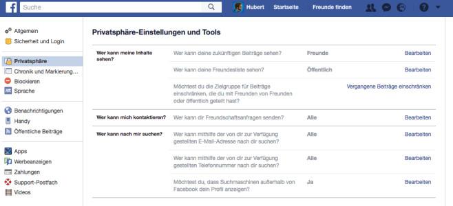 Facebook-ID herausfinden (4) ©COMPUTER BILD