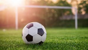 Fußball auf Spielfeld©steevy84-Fotolia.com