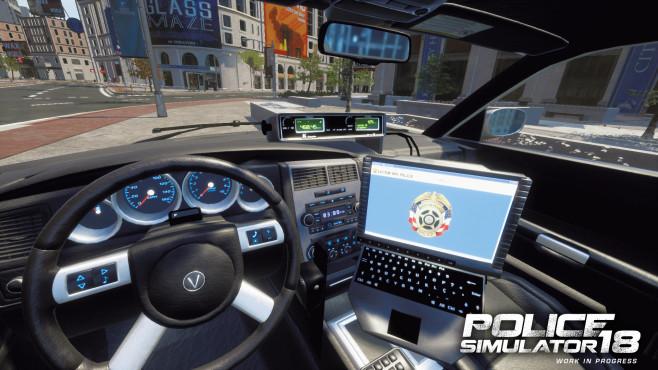 Police Simulator 18©Astragon