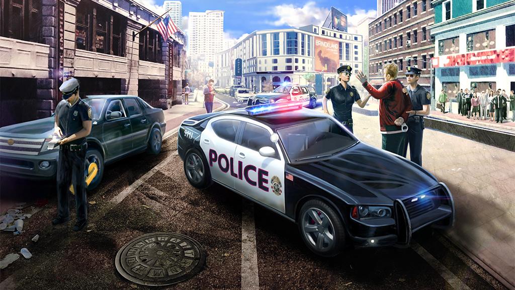 Police Simulator 18 angespielt: Das Anti-GTA? - COMPUTER
