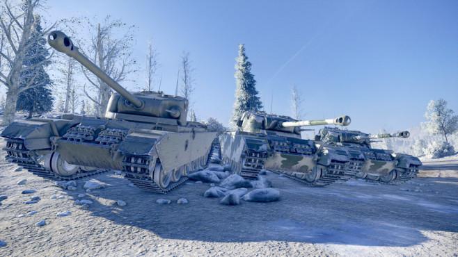 World of Tanks: War Stories©Wargaming.net