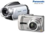 Camcorder und Digitalkamera von Panasonic