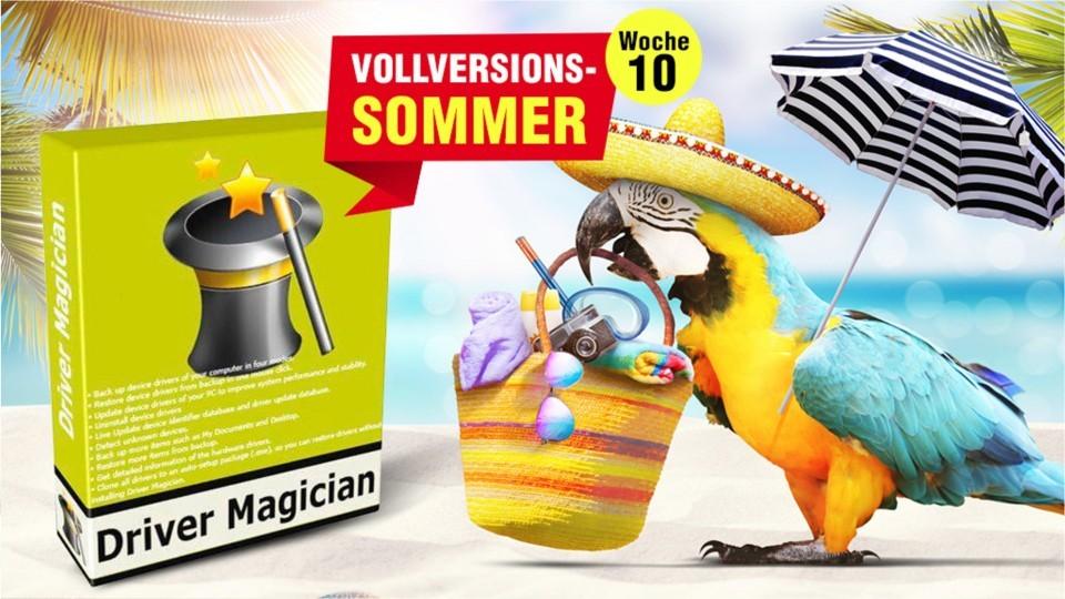 Vollversions Sommer Driver Magician 4 9 Kostenlos Computer Bild