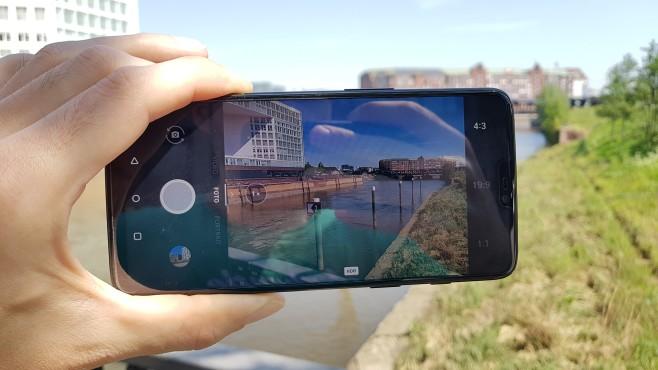 OnePlus 6: Kameras©COMPUTER BILD / Michael Huch