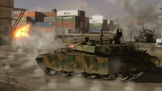 Armored Warfare © Obsidian