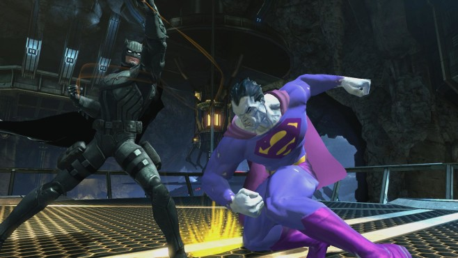 DC Universe Online Free to Play © Sony