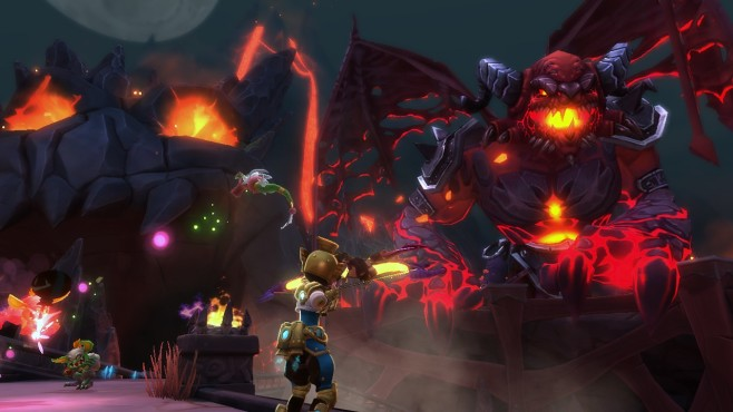 Dungeon Defenders 2 © Trendy Entertainment