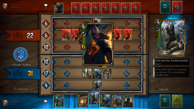 Gwent – Offene Beta © CD Project Red